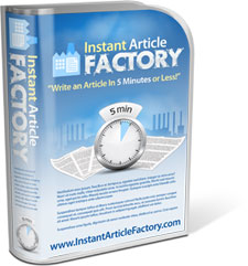 Instant Article Factory
